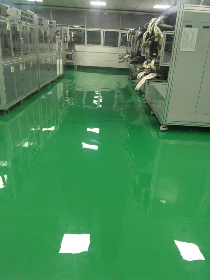 PVC防靜電塑膠地板4