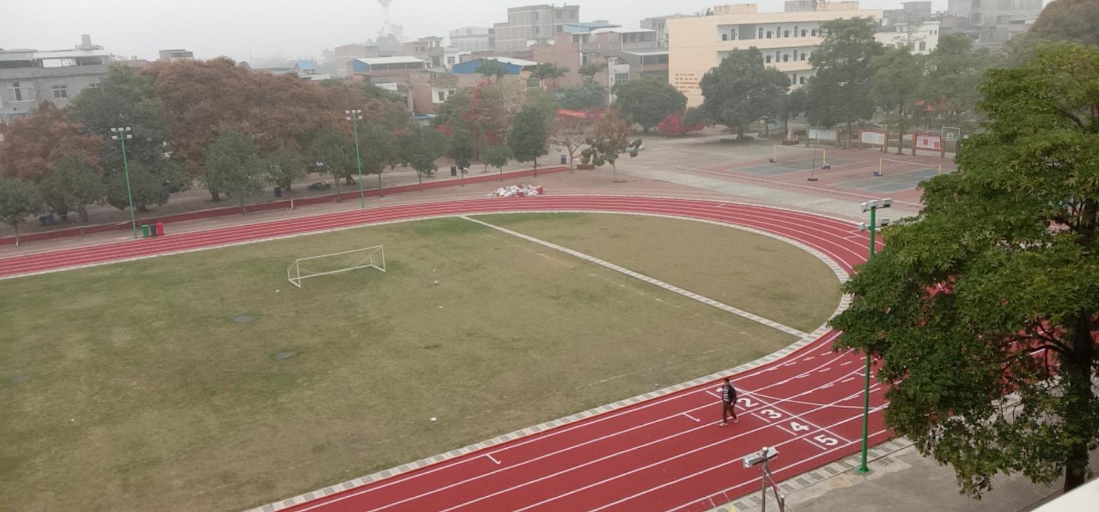 广西塑胶跑道