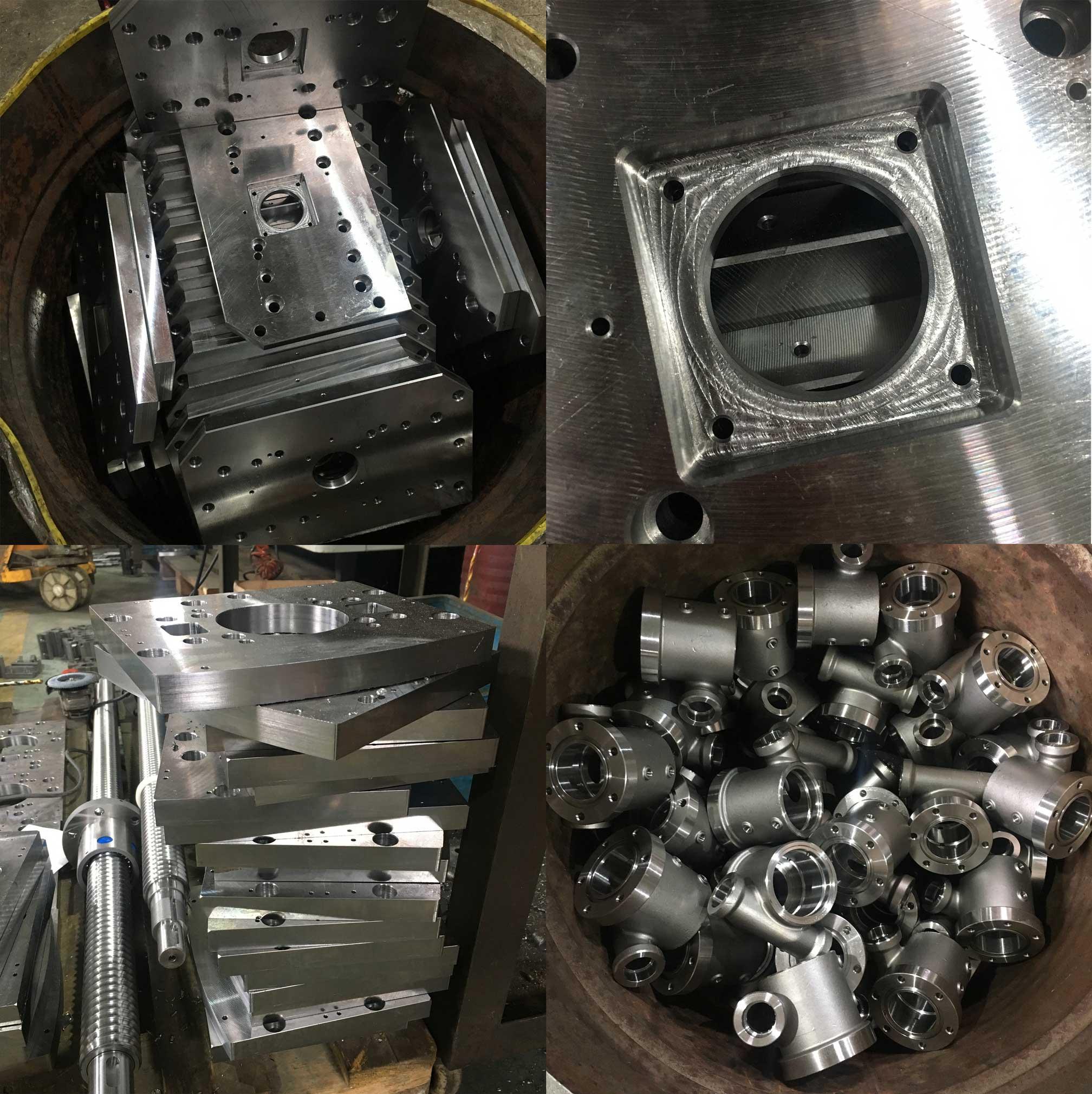 南京精密机械加工