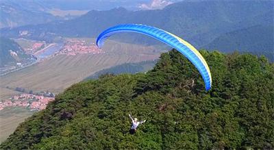 本溪滑翔伞培训