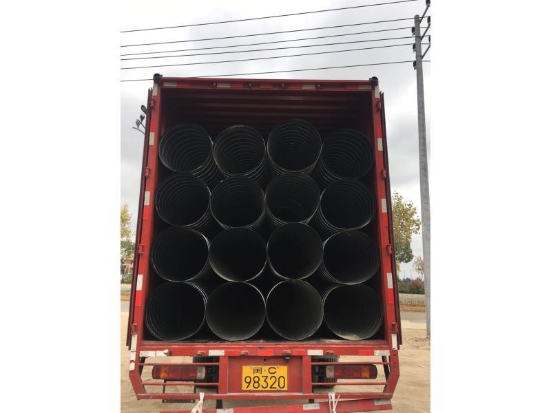 福建螺旋風管