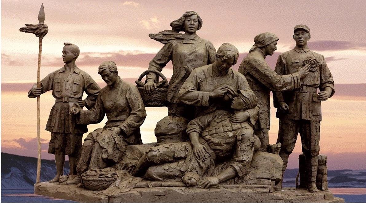 重慶人物雕塑
