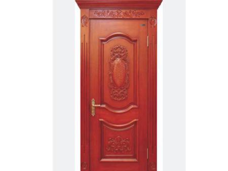 蘭州實木復合烤漆門