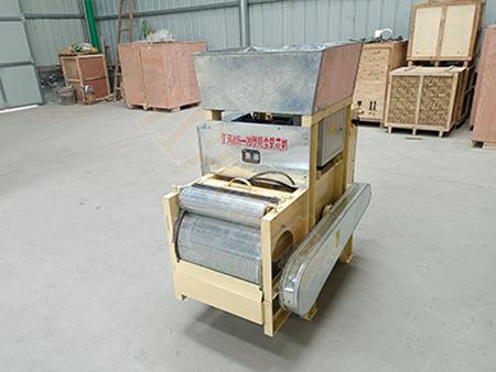 MJS一20型吸尘锯齿棉花轧花机