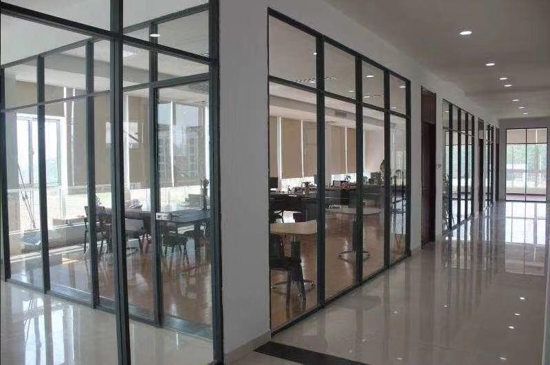 沈阳单层玻璃隔断