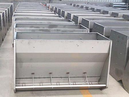 养猪不锈钢料槽