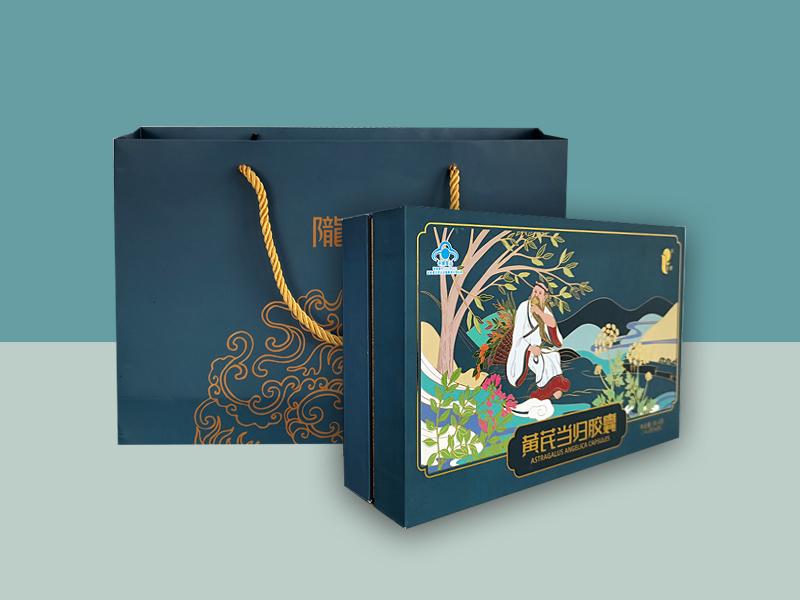甘肅藥品禮盒