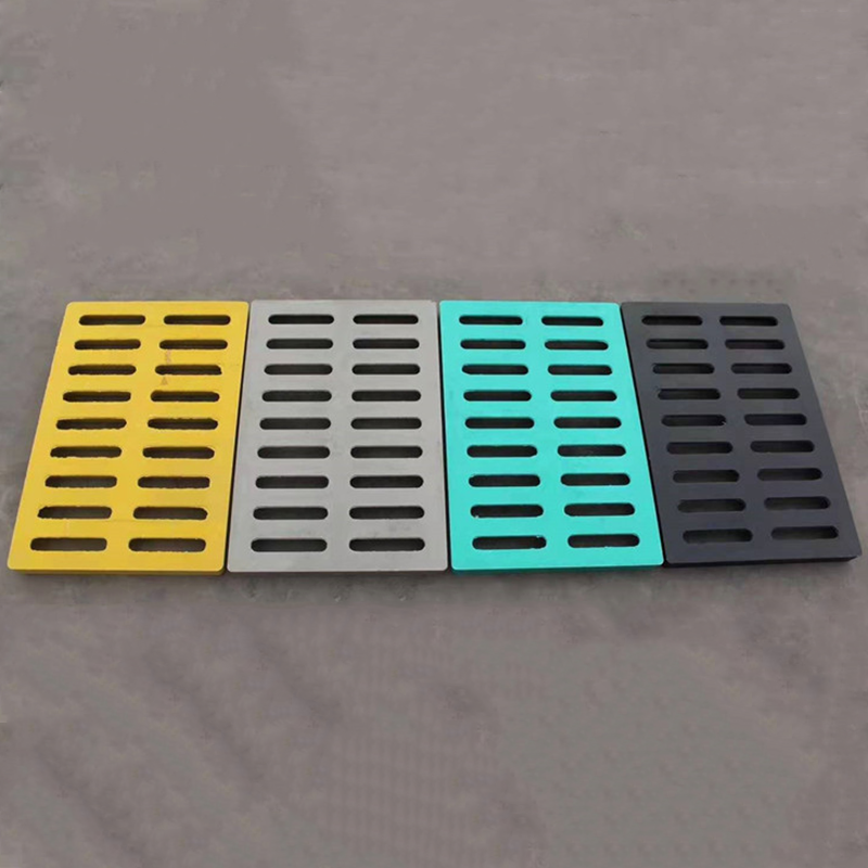 UHMWPE trench cover plate