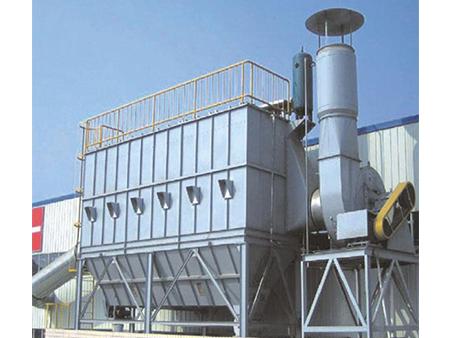 LY大型低壓脈沖袋式除塵器