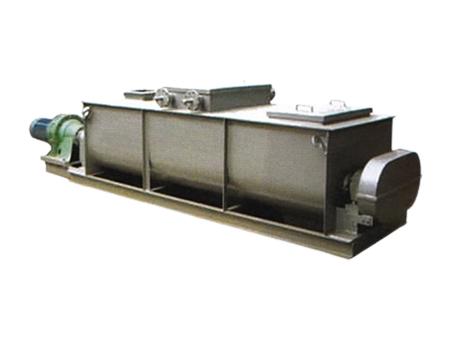 SZJ型雙軸加濕攪拌器