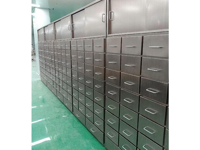 定制不銹鋼藥柜