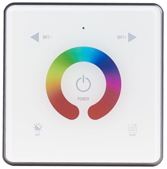 Q2RGB無線開關面板說明