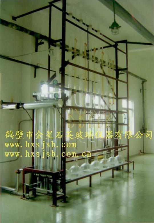 鹤壁金星-超净高纯双氧水生产技术与装置