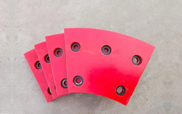 聚氨酯溜槽叶片