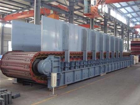 山西煤矿用板式给料机