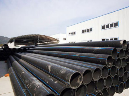 PE管材管件表面处理及修补