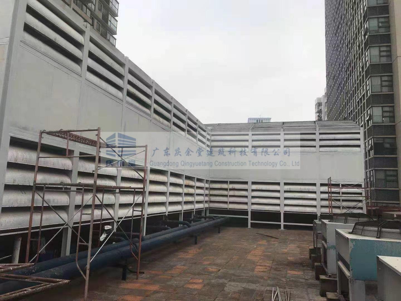 广东办公楼加固