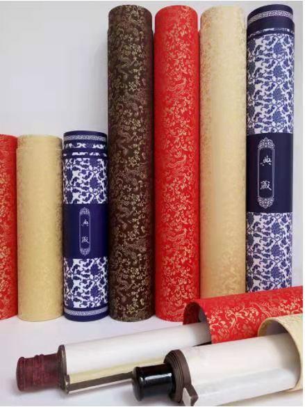 书法字画包装筒