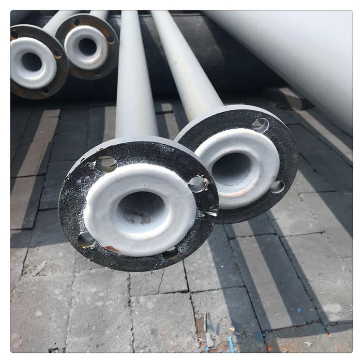福鼎市污水处理用DN500衬塑螺旋钢管厂家