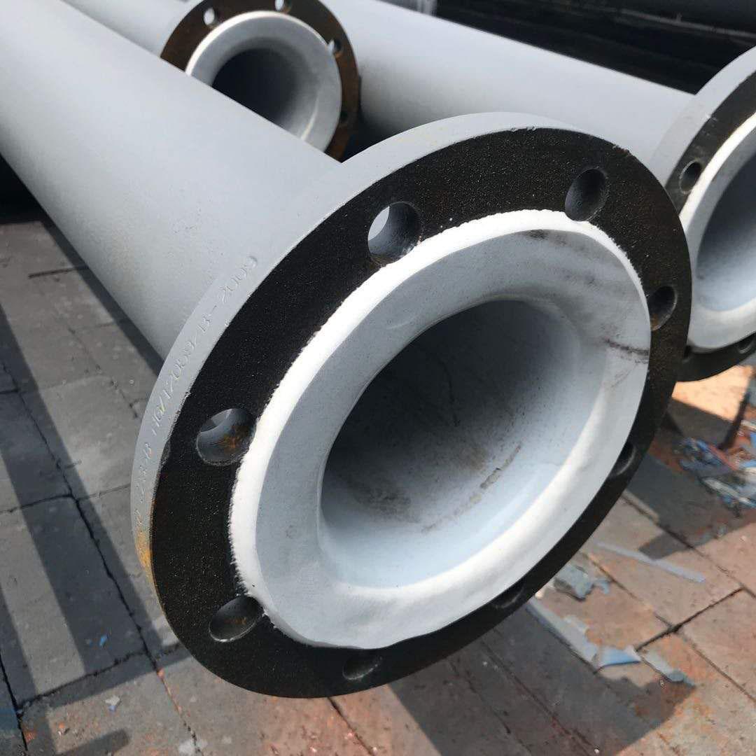 陕西榆林地埋DN600衬塑钢管厂家