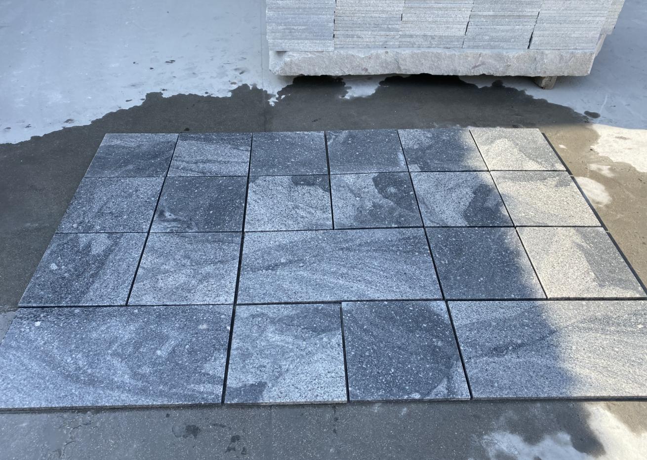 granite pavers