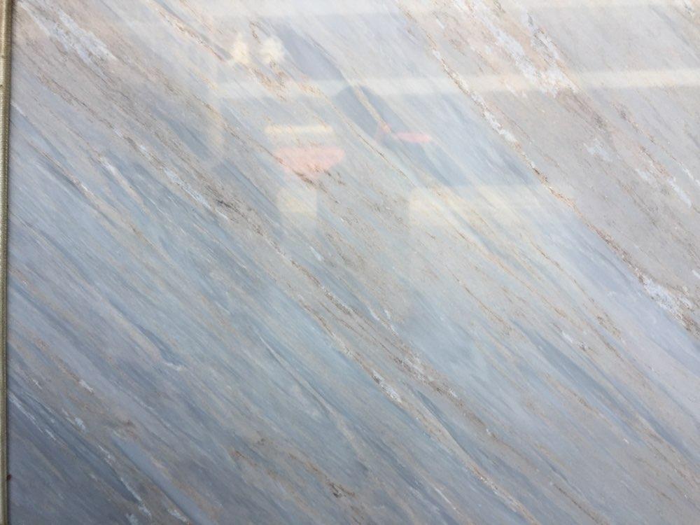 蓝金沙大理石