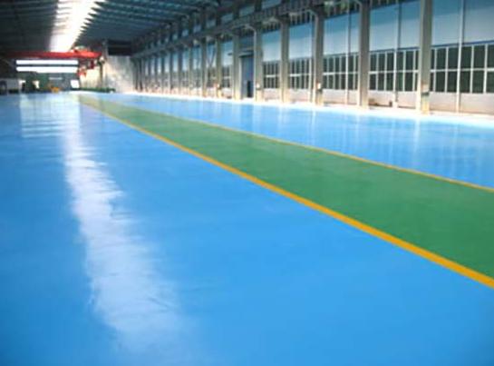 锦州地坪漆施工