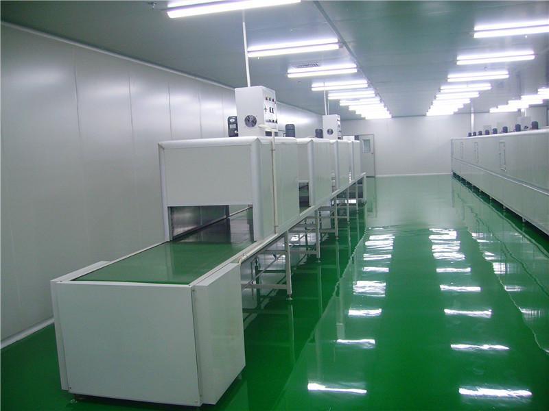 广西电子厂净化工程