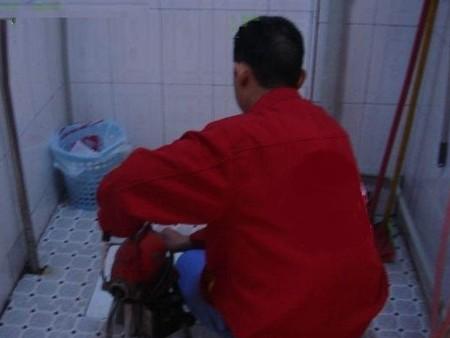 清理排水系统