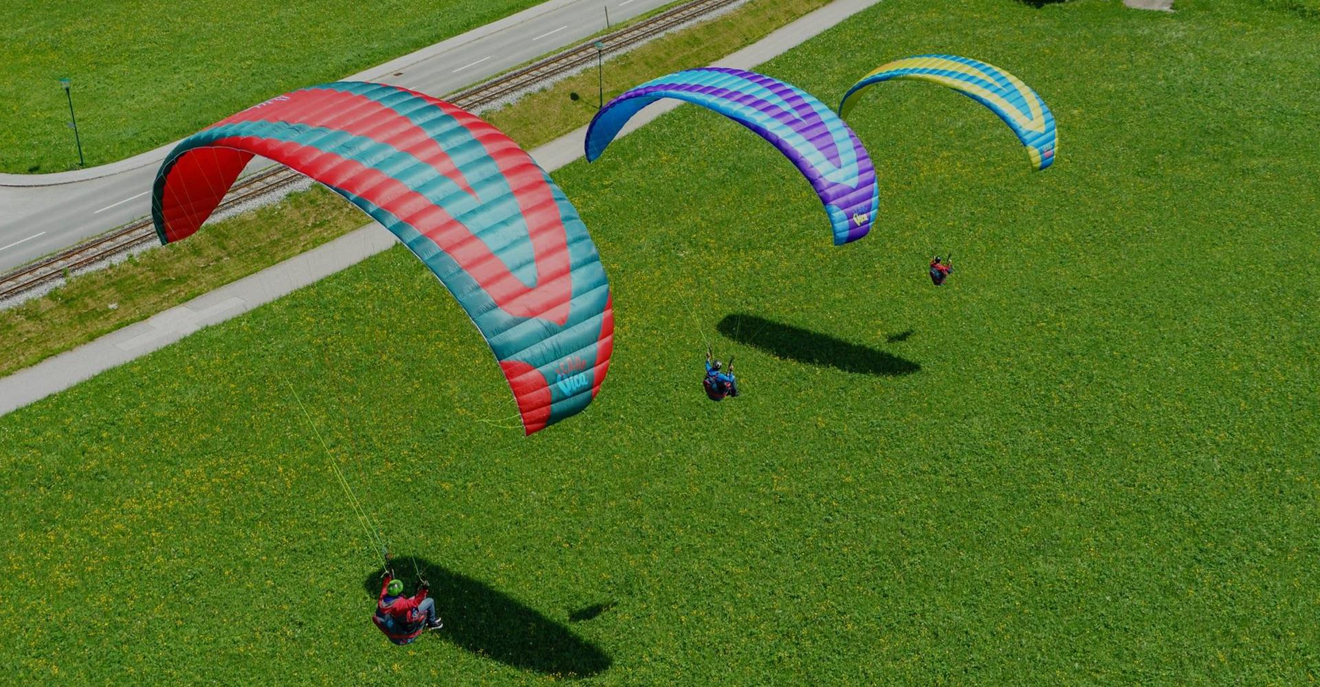 东北滑翔伞
