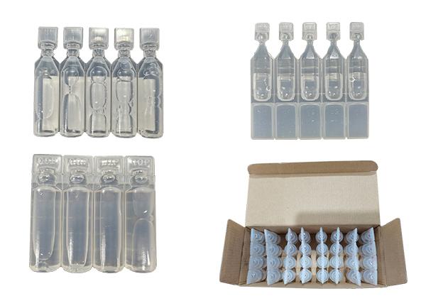 口服液軟安瓶裝盒機