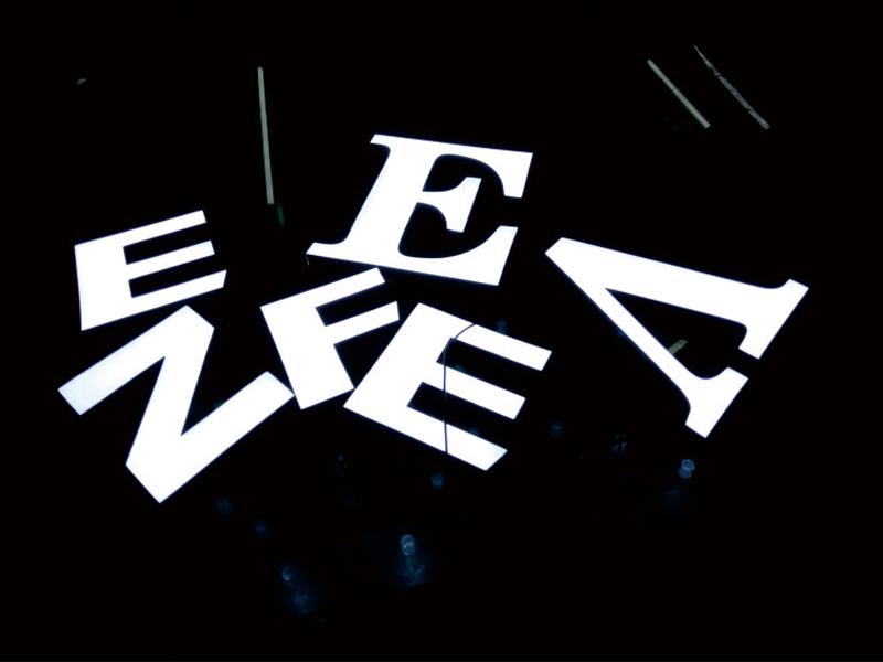 惠州發光字
