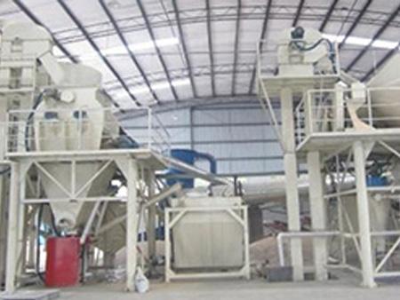 干粉砂漿生產線