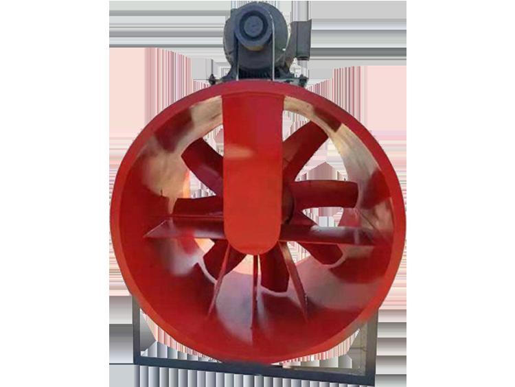 軸流風機工作原理