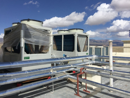 兰州空气能热泵采暖