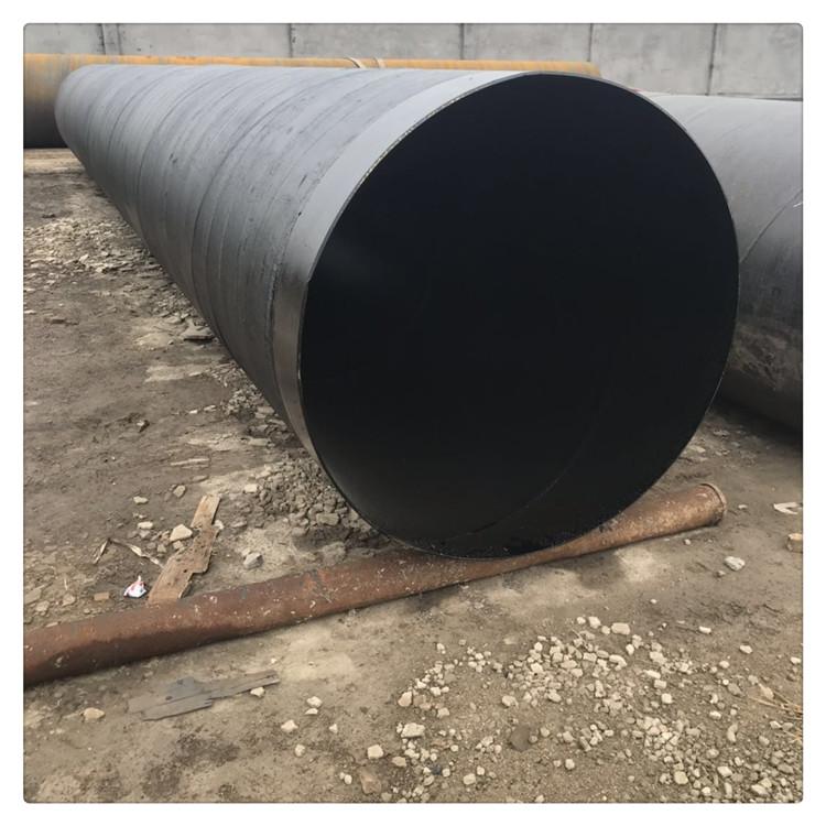 环氧煤沥青防腐螺旋钢管厂家