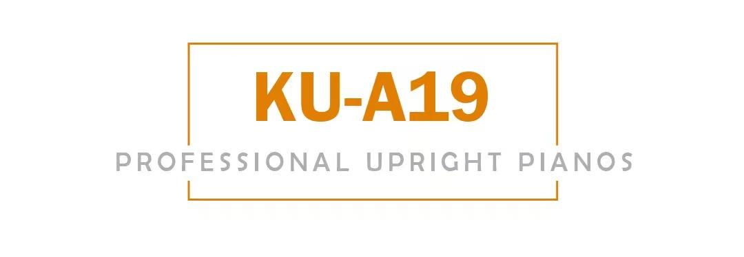 【KAWAI】藝術家系列KU-A19