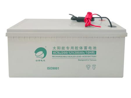沈阳太阳能专用胶体蓄电池