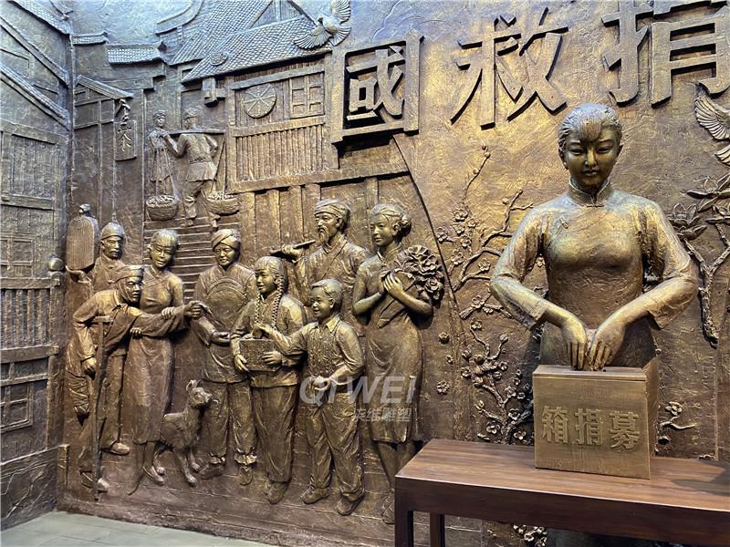 重庆泡沫雕塑