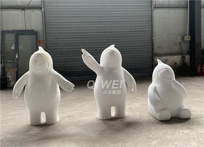 重庆玻璃钢雕塑