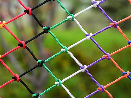 彩色安全網