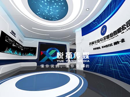 遼寧展廳設計