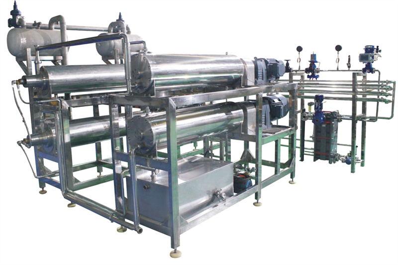 人造奶油生产设备