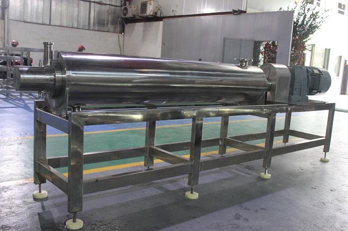 刮板式热交换器