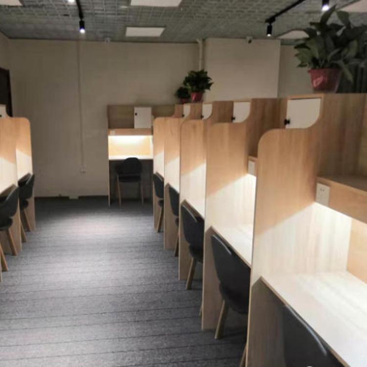郑州共享自习室电脑桌
