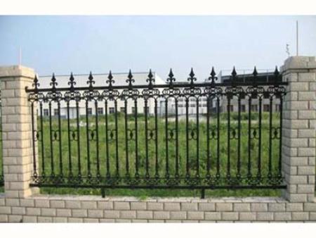 兰州铝艺围栏