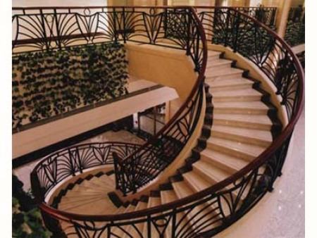 兰州铁艺楼梯