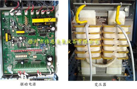 水冷式臭氧發生器WE-ZT型號