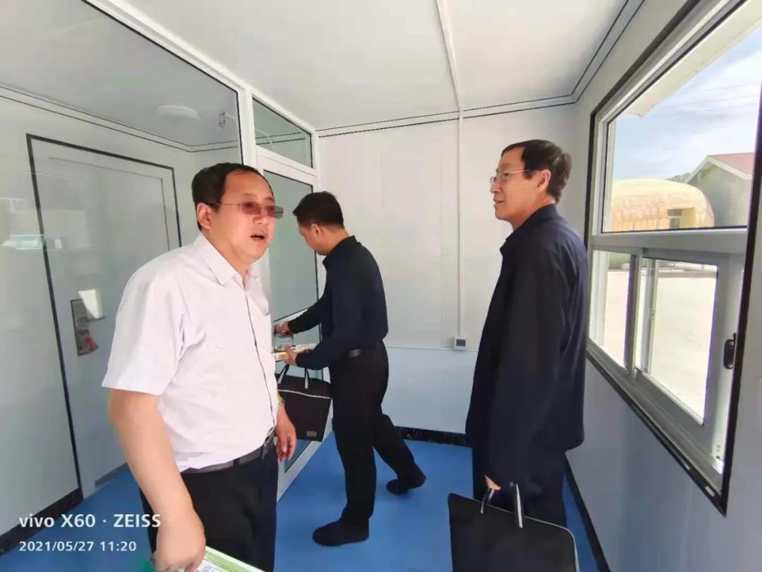 甘肅集成房屋