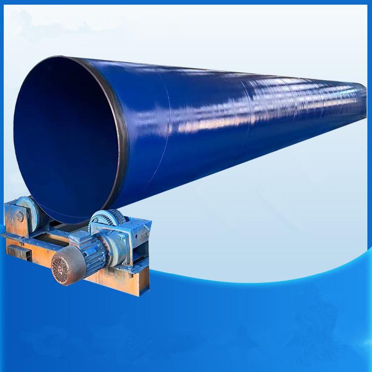 1420*8涂塑螺旋钢管厂家